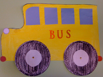 SPECIAL OFFER- 50% OFF! Wheels on the Bus Workshop (18 Months-6 Years)